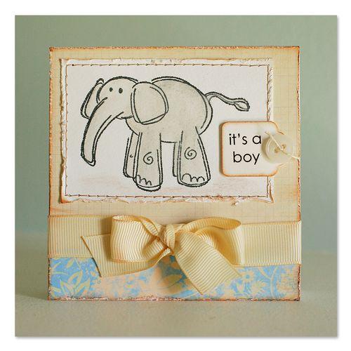 Card - it's a boy