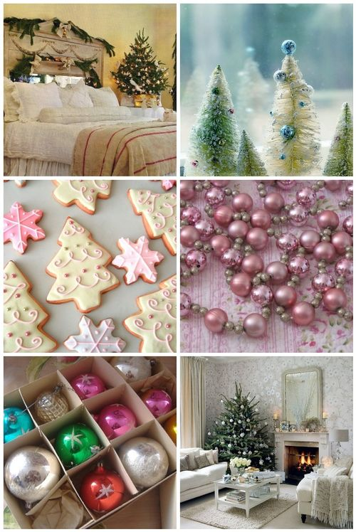 Holiday flickr collage