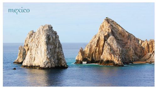 Mexio water scene