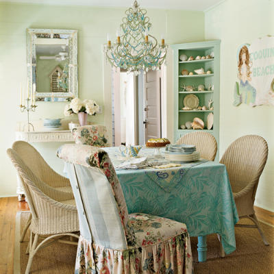 Country living shabby c
