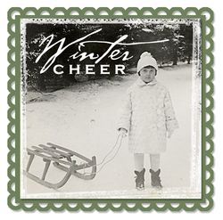 Winter cheer logo
