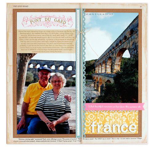 Pont du Gard layout2