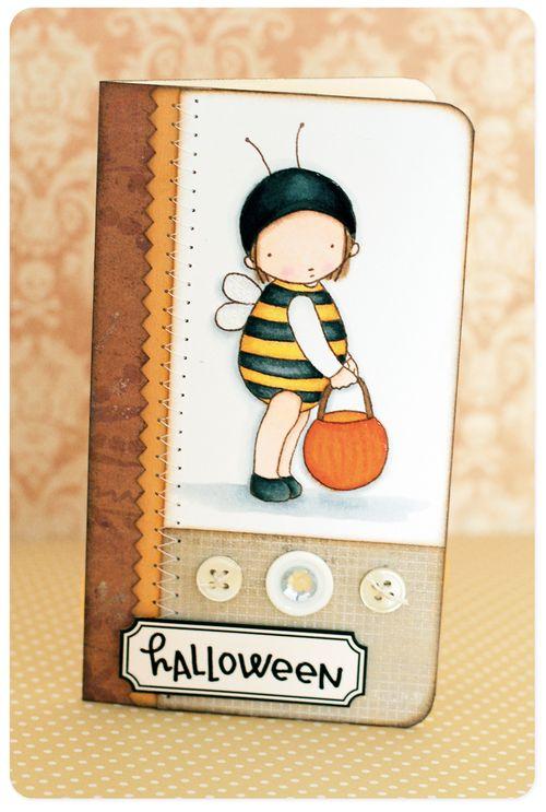 Card - halloween