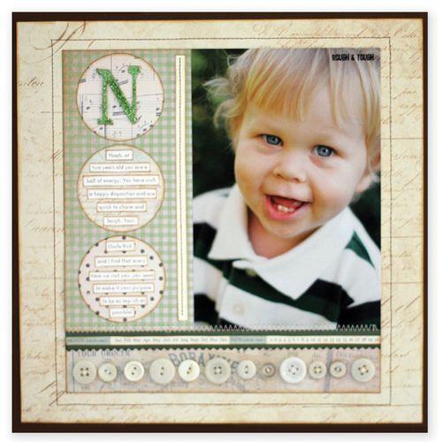 Noah layout