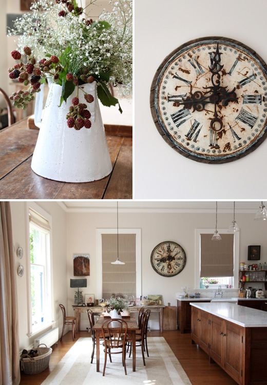 Weathered wood kitchen #2