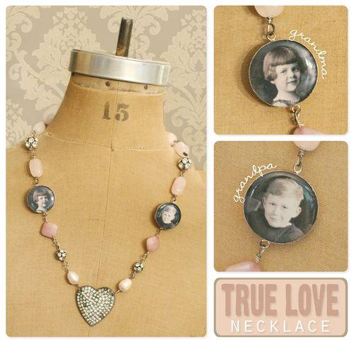 True Love necklace