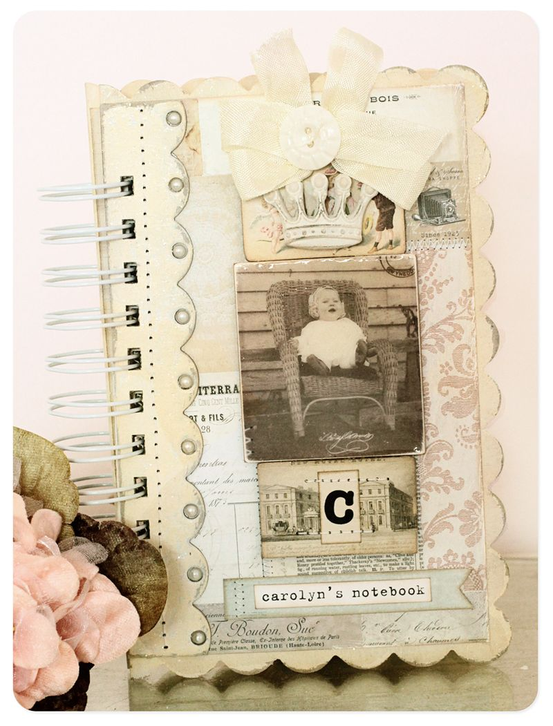 Notebook vintage copy