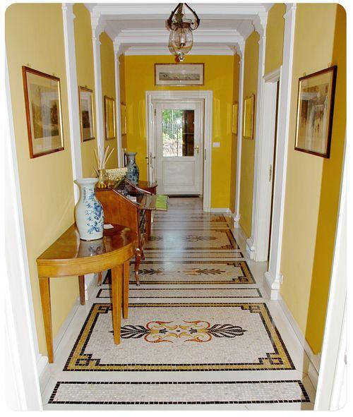 Turin - hallway