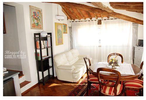 Lucca apartment