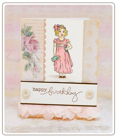 Melissa 50th birthday card for blog