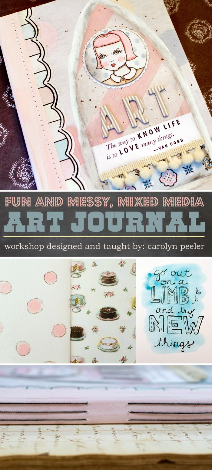 Art journal preview for Spain