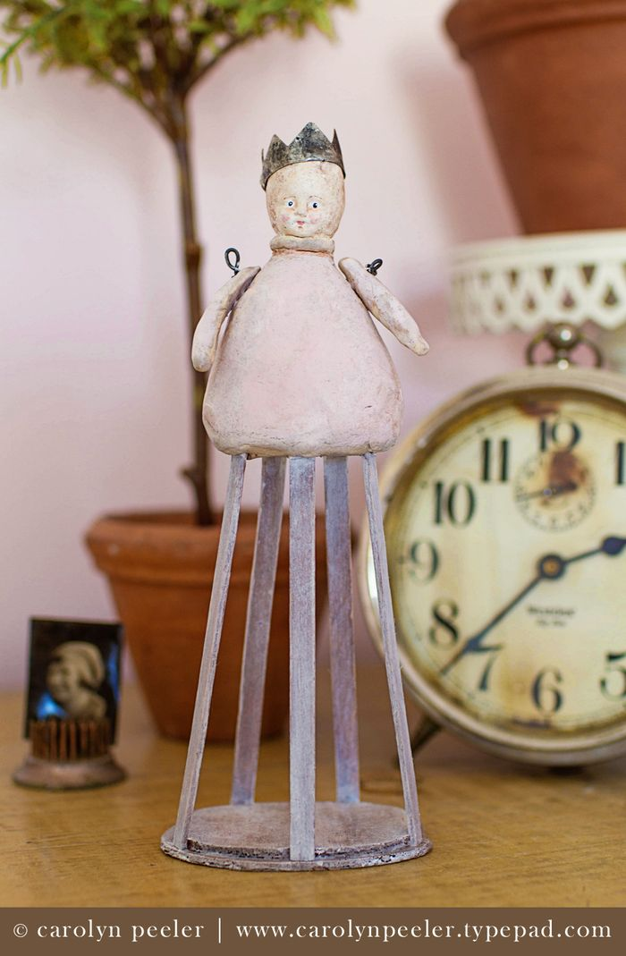 Santos doll by Carolyn Peeler for web