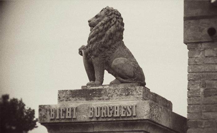 Bichi borghesi lion
