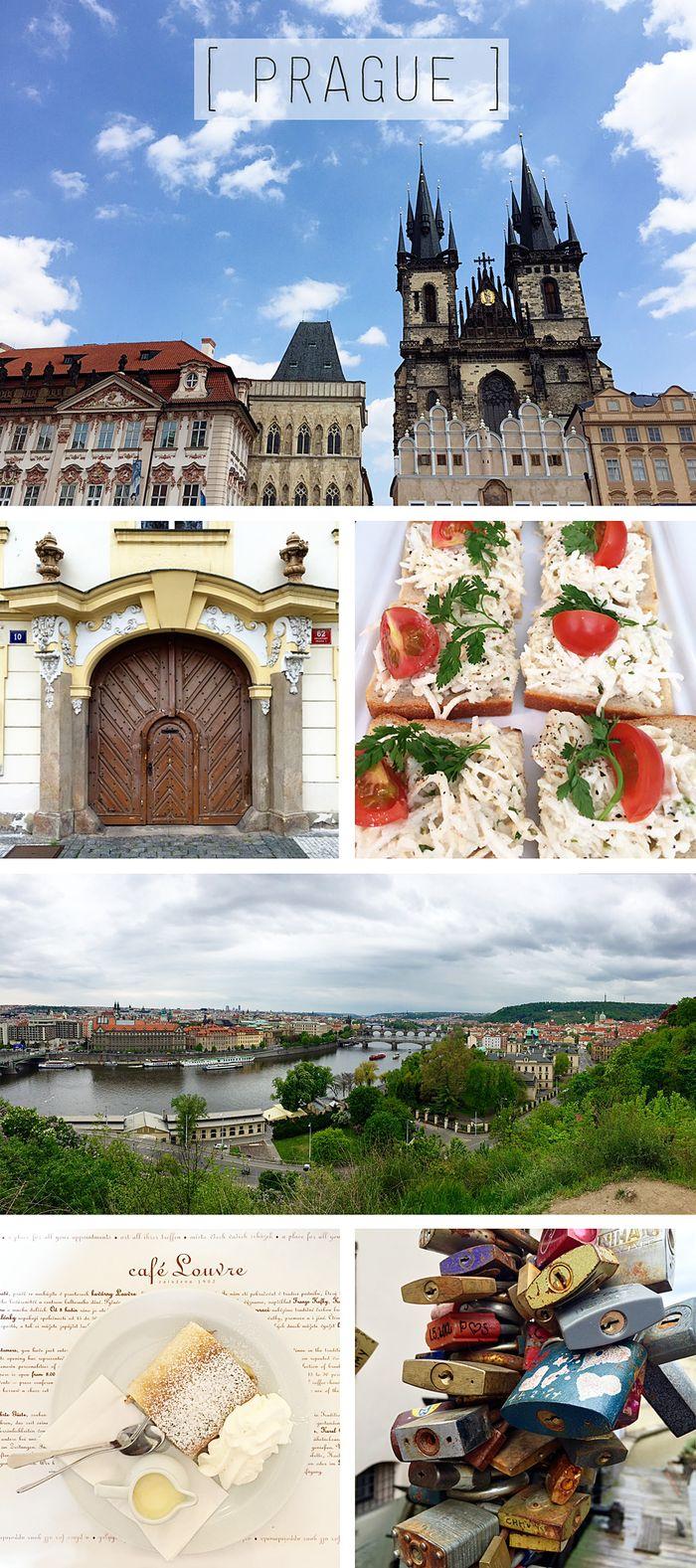 Prague photos by carolyn peeler