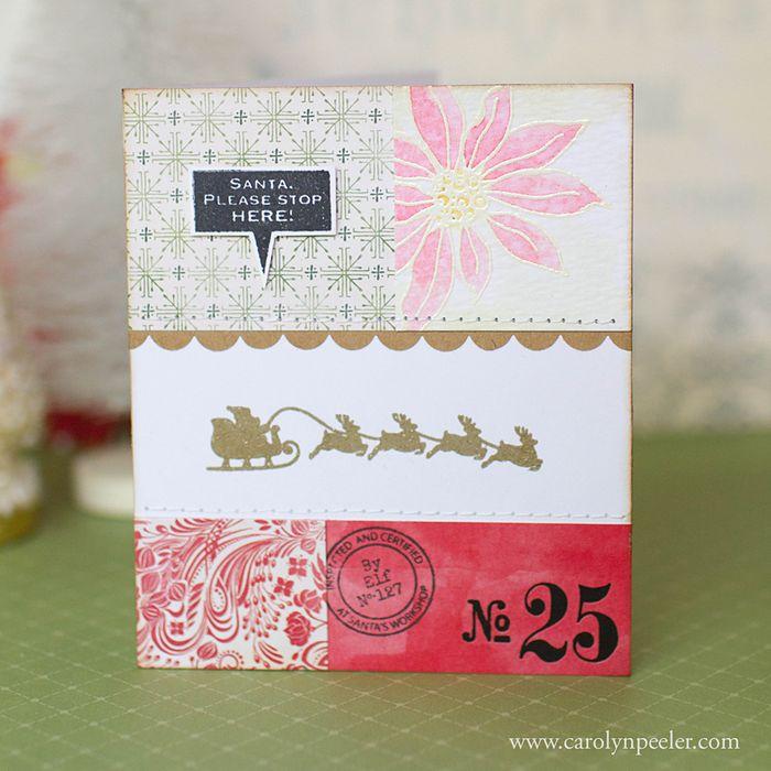 Christmas card ellen hutson