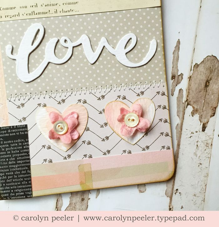 Love preview by carolyn peeler