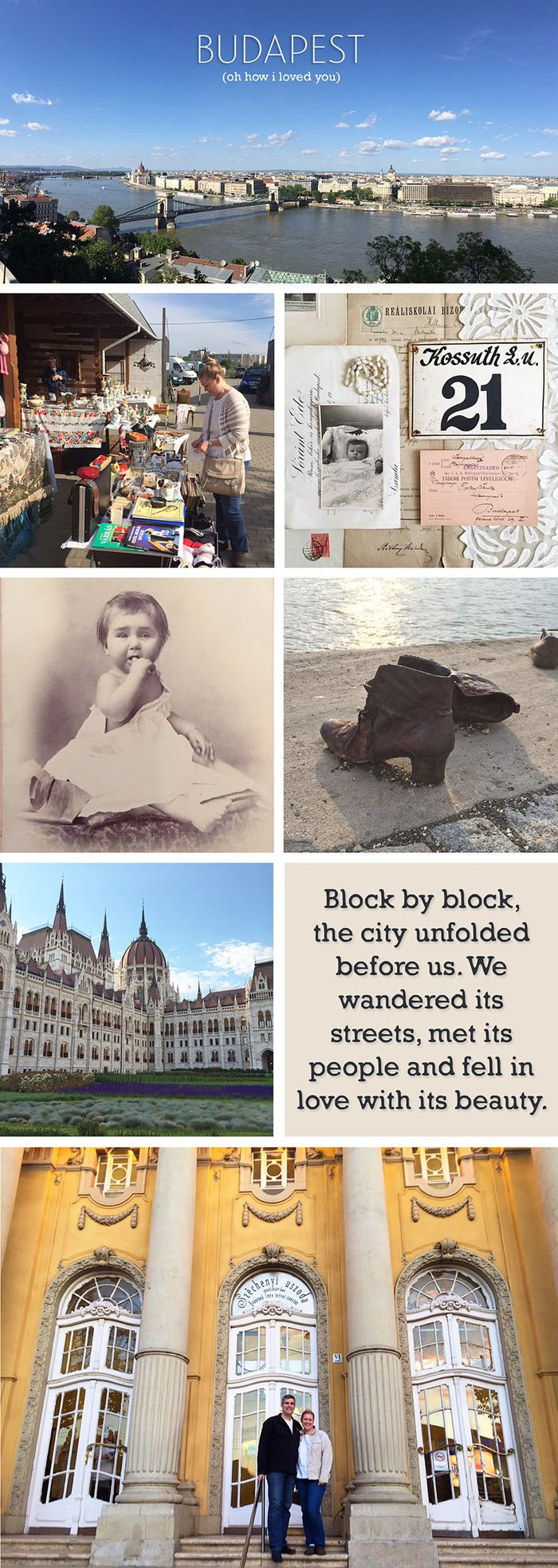 Budapest collage 2