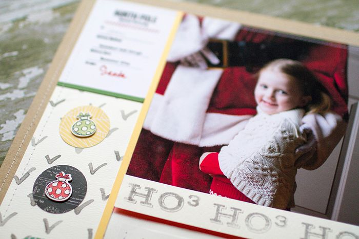 Ellen hutson christmas layout preview