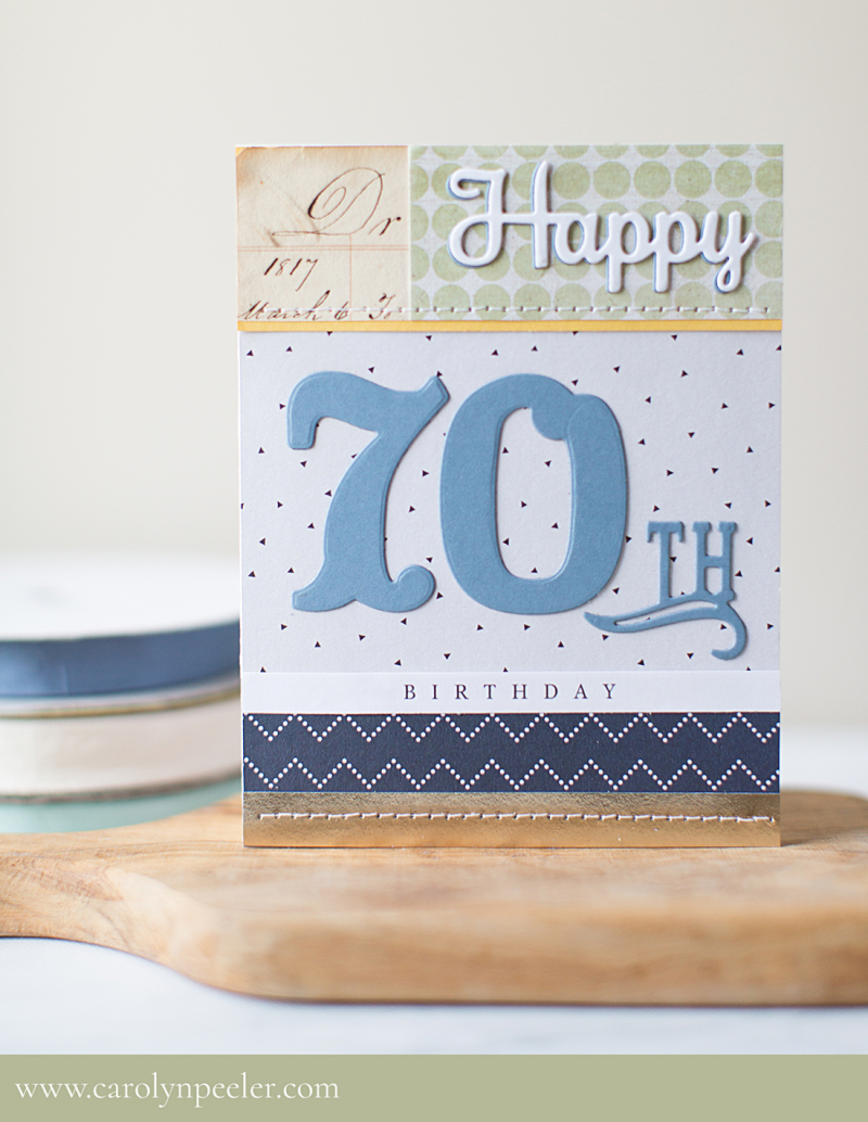 Happy 70th