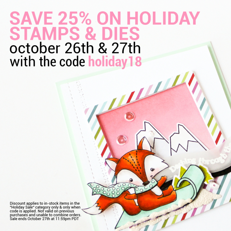 Holiday sale graphic copy