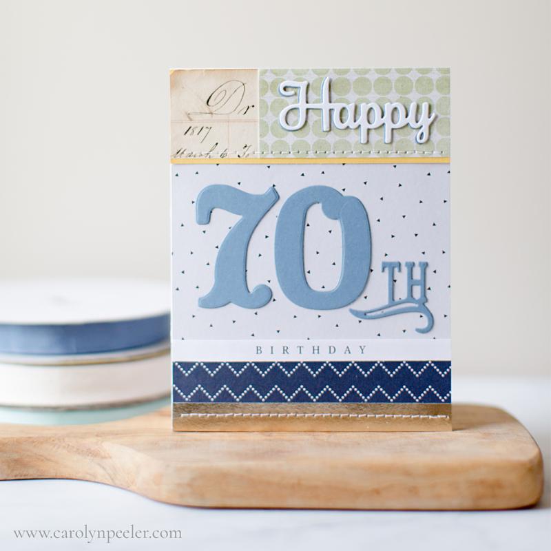 Happy 70th 2