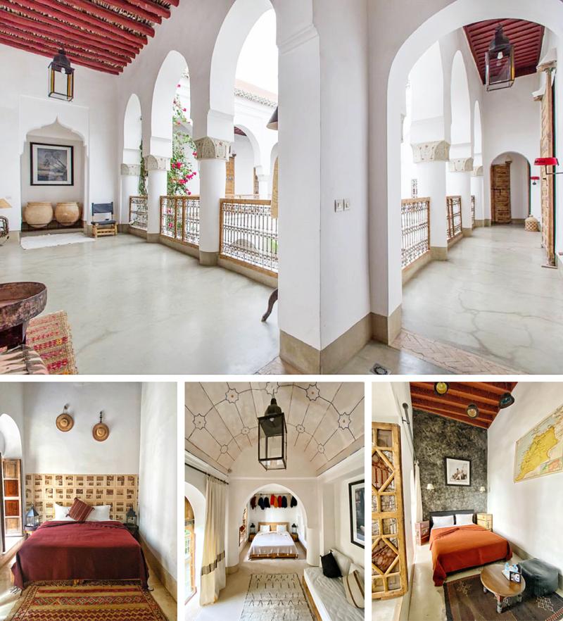 Marrakech accommodation