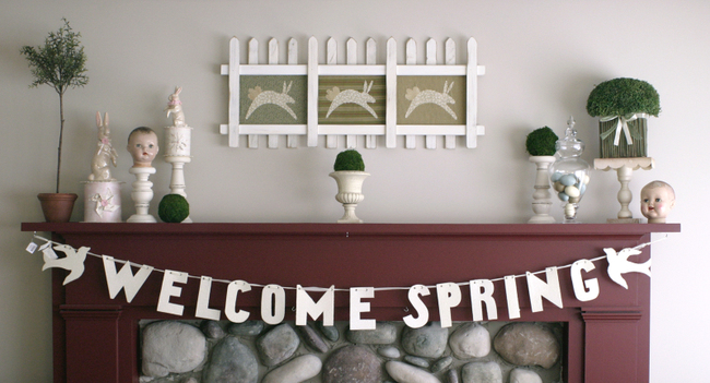 Welcome_spring_mantle